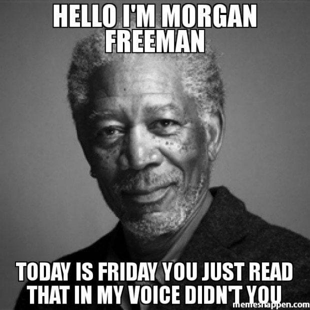Friday Meme 7