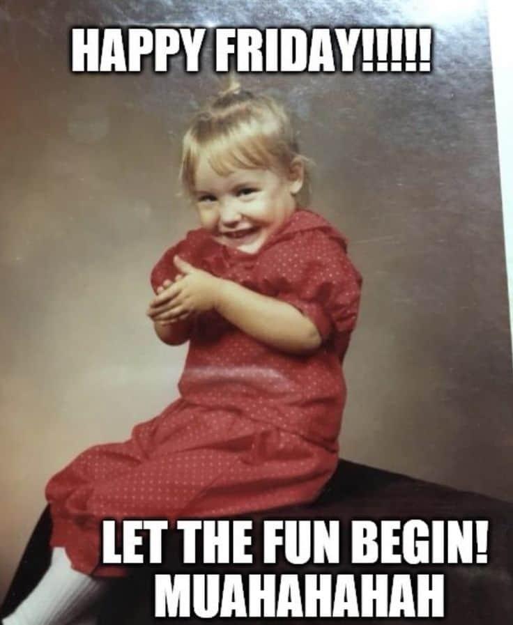 Friday memes for work 2