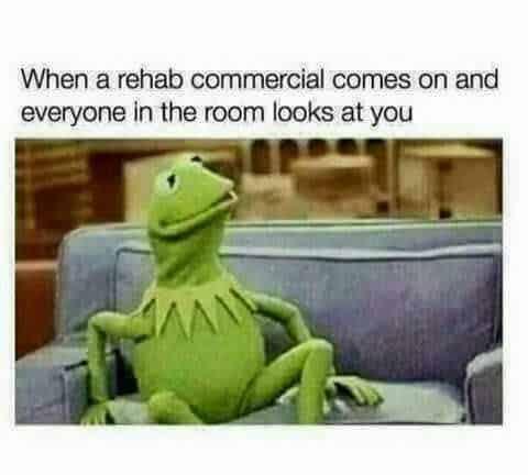 Funny Rehab Memes 5