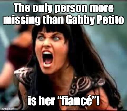 Gabby Petito Memes 1