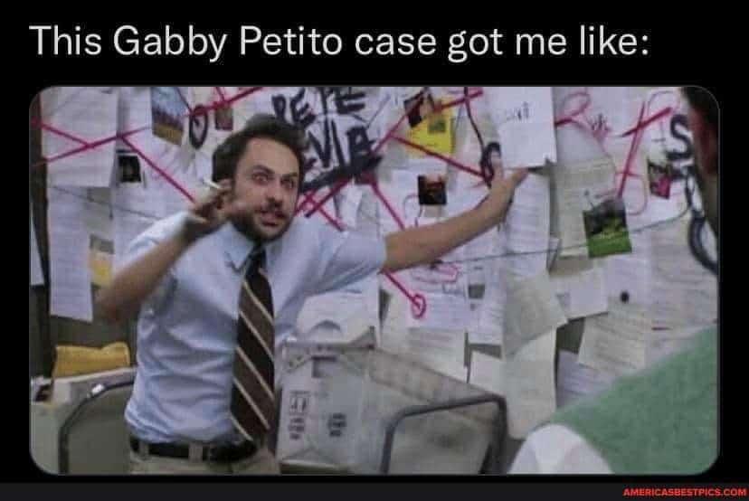 Gabby Petito Memes 4