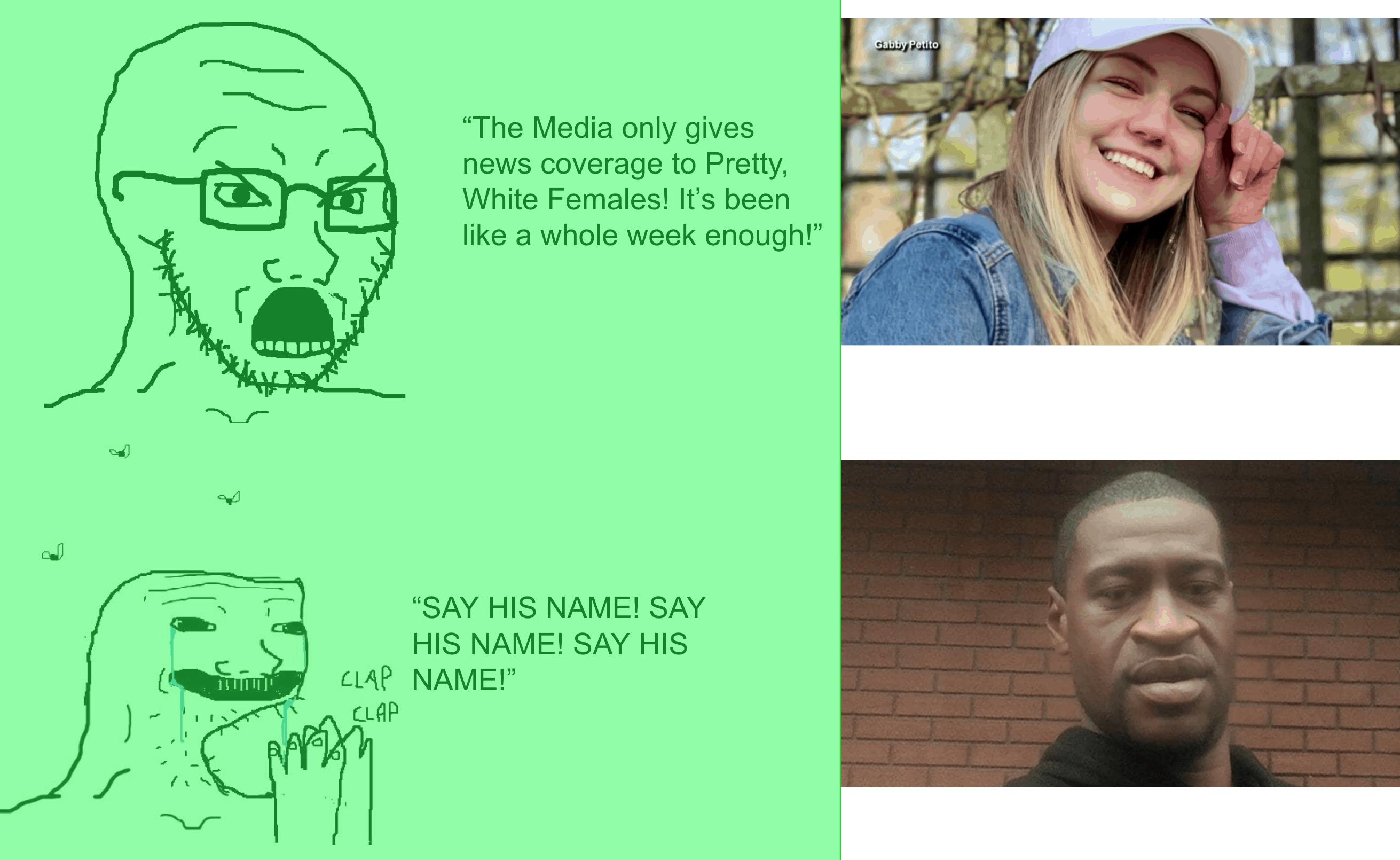 Gabby Petito Memes 5