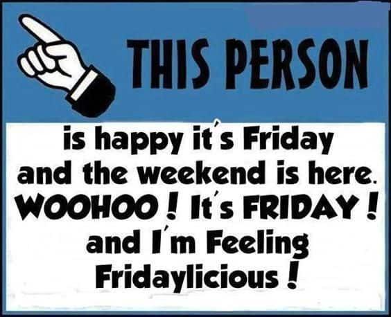 Happy Friday Meme 9