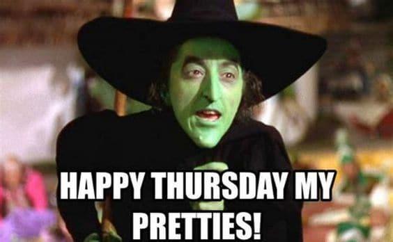 Happy Thursday memes 2