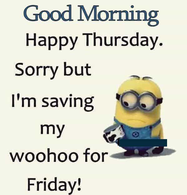 Happy Thursday memes 3
