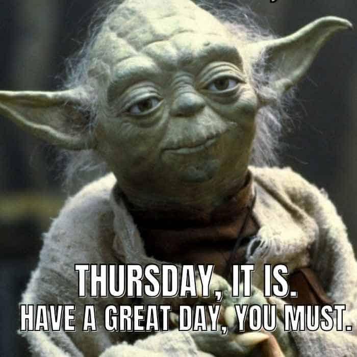 Happy Thursday memes 4