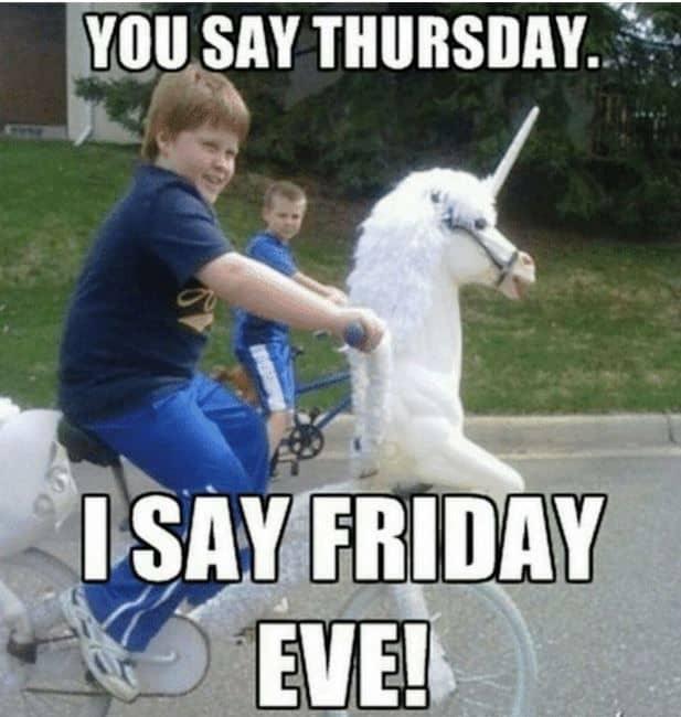 Happy Thursday memes 7