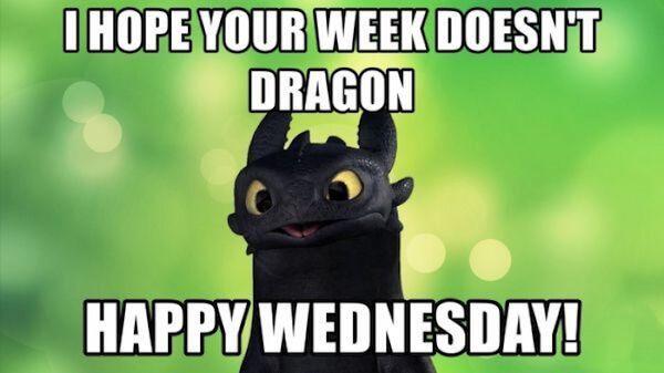 Happy Wednesday Memes 11
