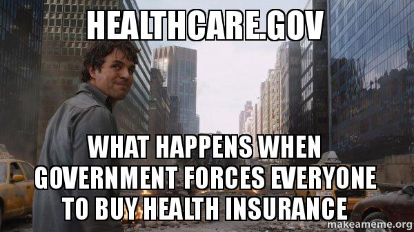 Health insurance memes 7