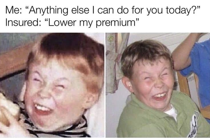 Insurance Memes 2
