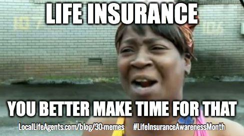 Life insurance memes 1