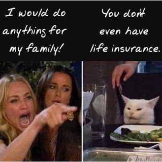 Life insurance memes 3