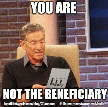 Life insurance memes 4