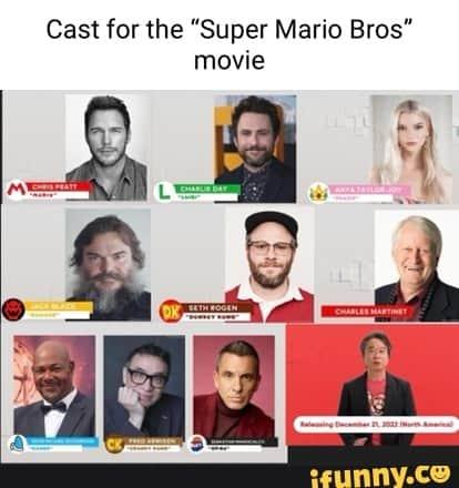 Mario Movie Memes 2