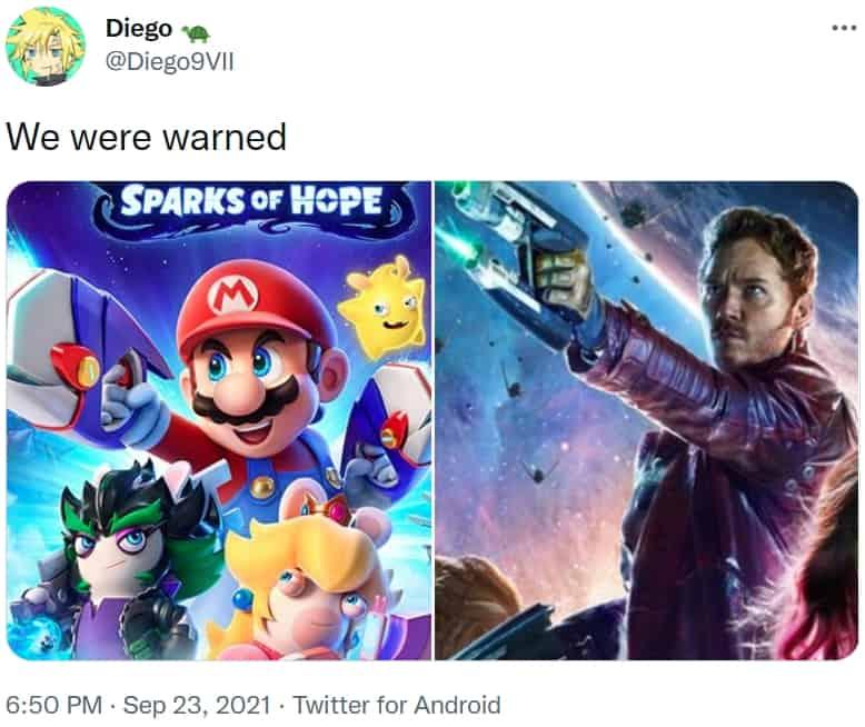 Mario Movie Memes 7