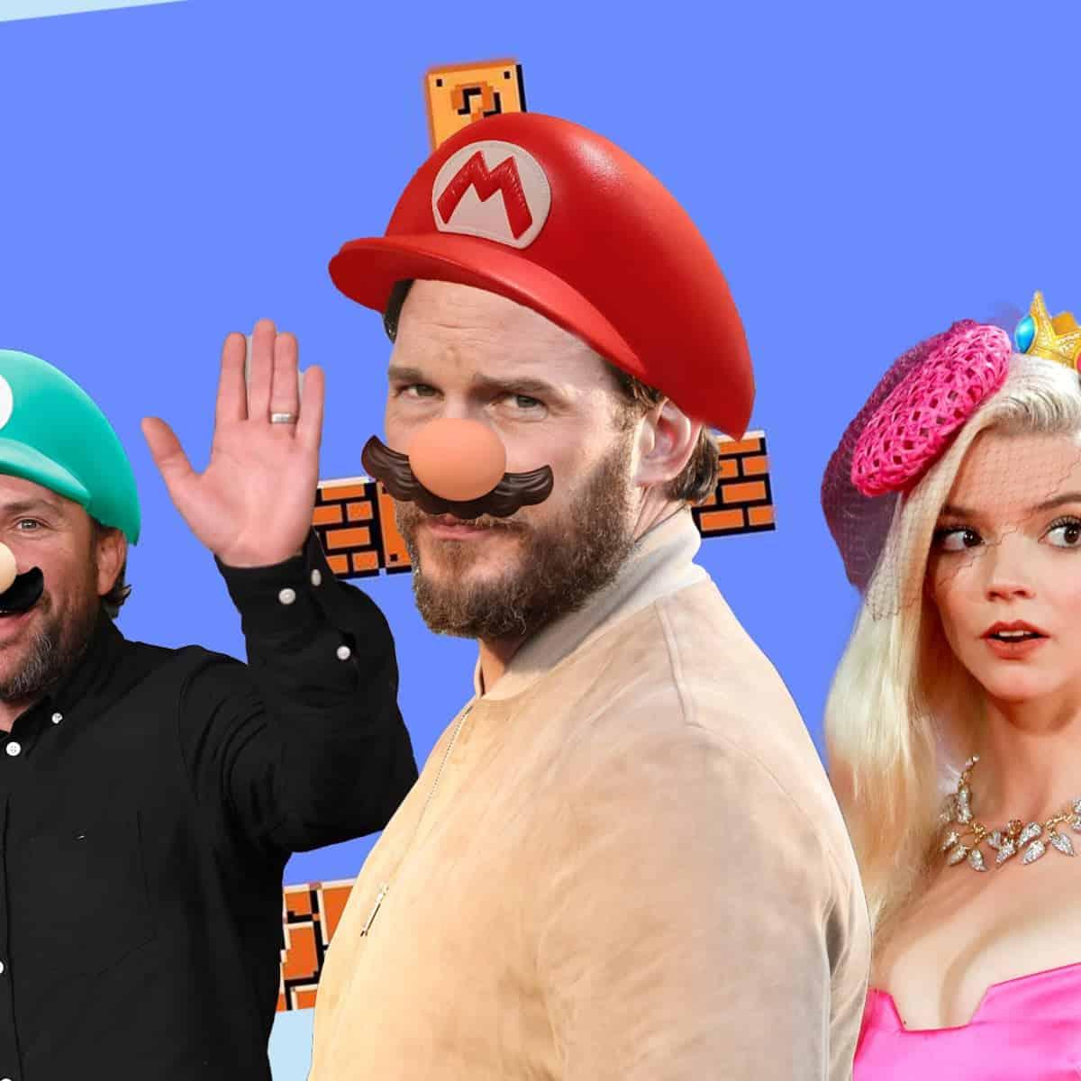 Mario Movie Memes 8