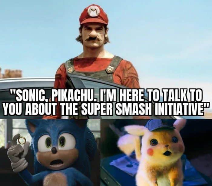 Mario Movie Memes 9
