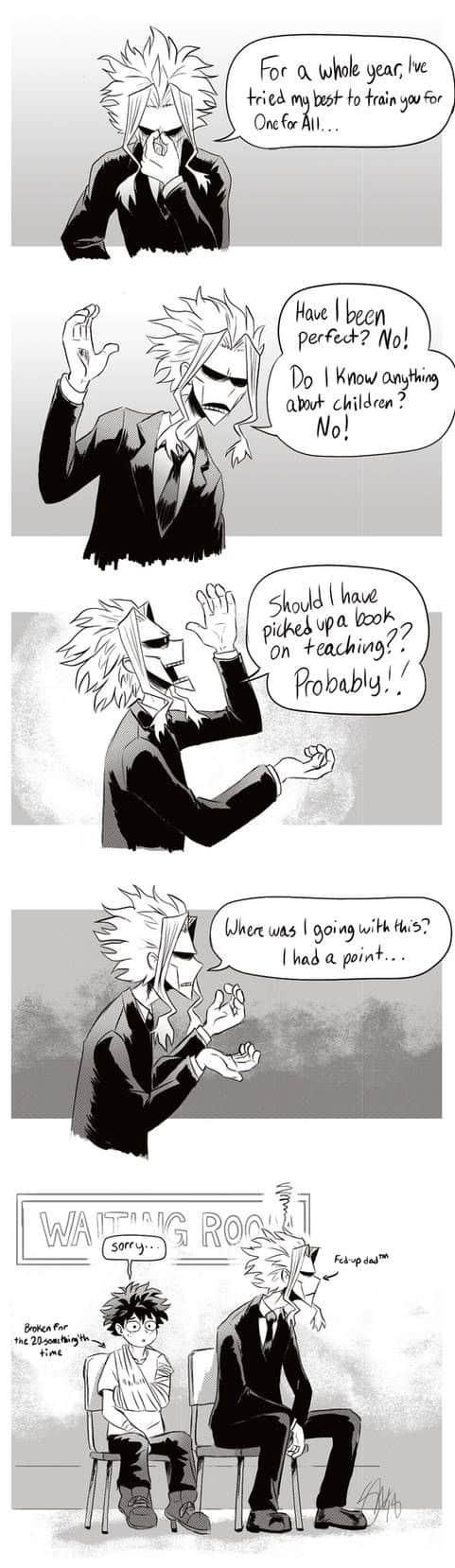 My Hero Academia Memes 4