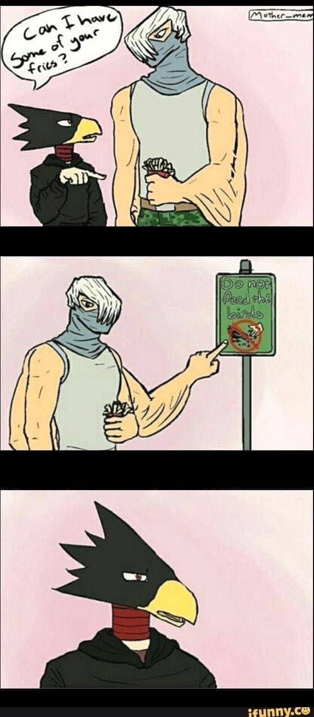 My Hero Academia Memes 5