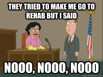 Rehab Memes 6
