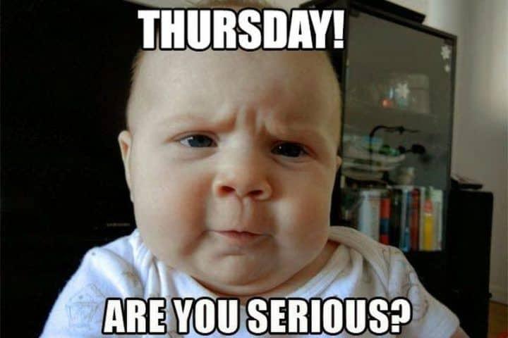 Thursday Memes 12