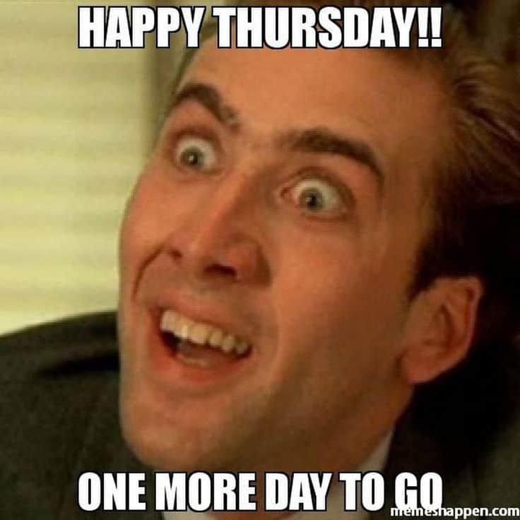 Thursday Memes 16