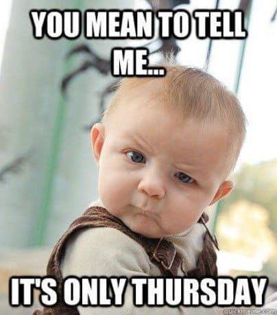 Thursday Memes 3