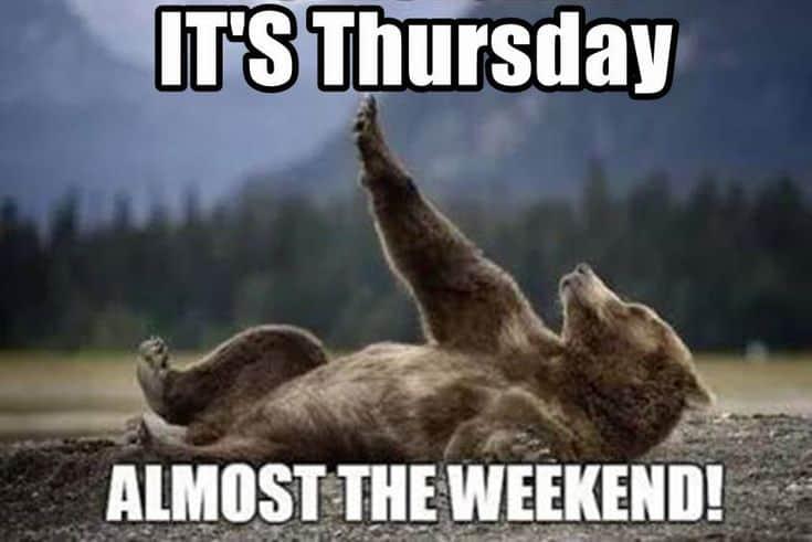 Thursday memes for work 1