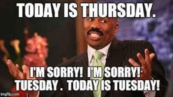 Tuesday Memes 14
