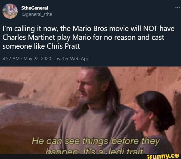 chris pratt mario memes 2